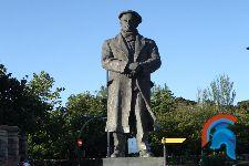 Estatua de Pío Baroja