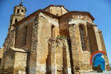 Iglesia de Santa María en Almenar