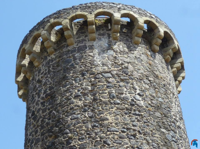 Torre de Arará, Hostalric