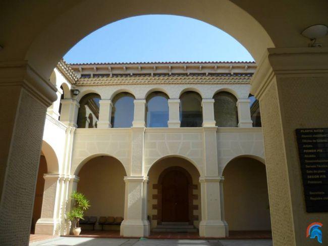 La torre del convento Hostalric