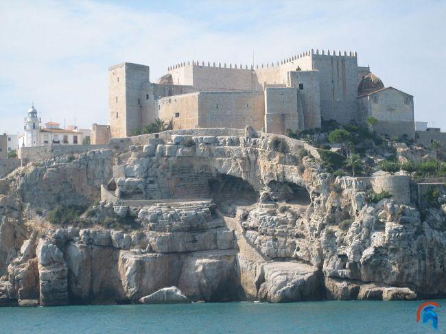 Castillo de Peñiscola o Papa Luna