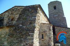 Iglesia de San Saturnino en Arfa