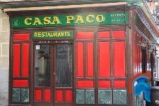 Tabernas de principios del XX en Madrid