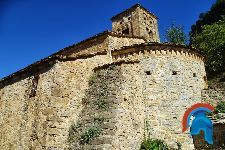 Sant Román de Valldarques