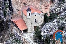 Ermita del Llovedor de Castellote