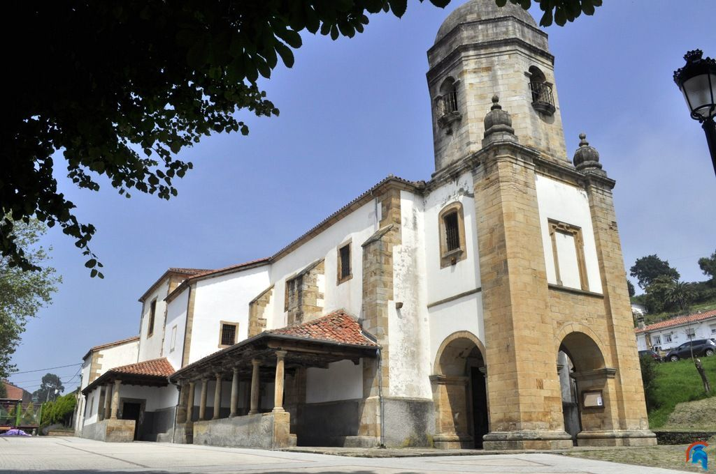 Iglesia de Santa María de Sábada