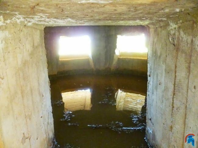 Bunker Frente del Pallars zona 4