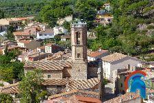 Iglesia Sant Corneli Collbató