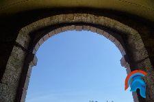 Recinto amurallado, Portal del Pont. Solsona.