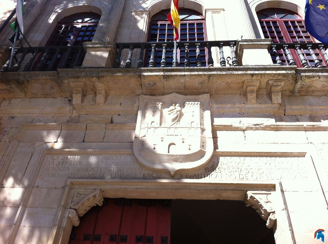 Alhóndiga y Casa de las Comedias. Trujillo