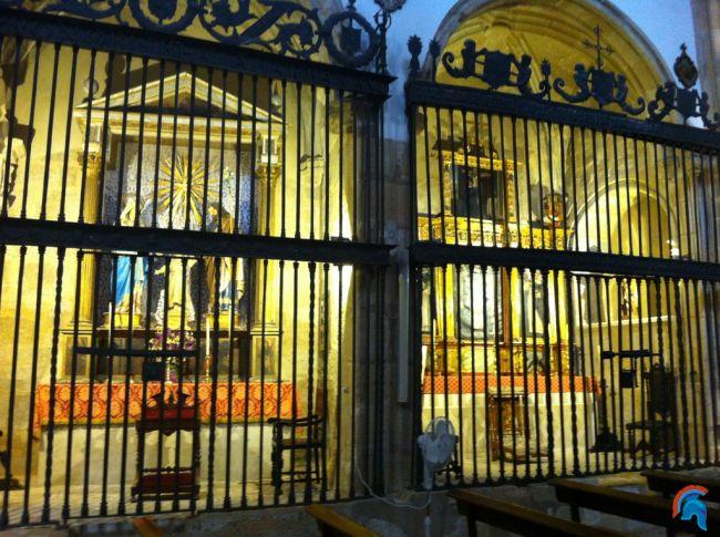 Iglesia de San Martín en Trujillo
