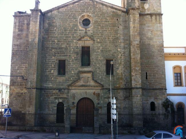 Iglesia convento de la Encarnación en Trujillo