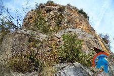 Bunker de la roca de la Mel