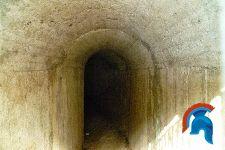 Bunker el Cabiscol del Parque de Bunkers de Martinet y Montella