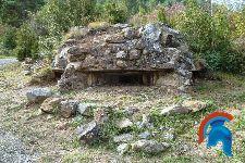 Bunker número dos del Parque de Bunkers de Martinet y Montella