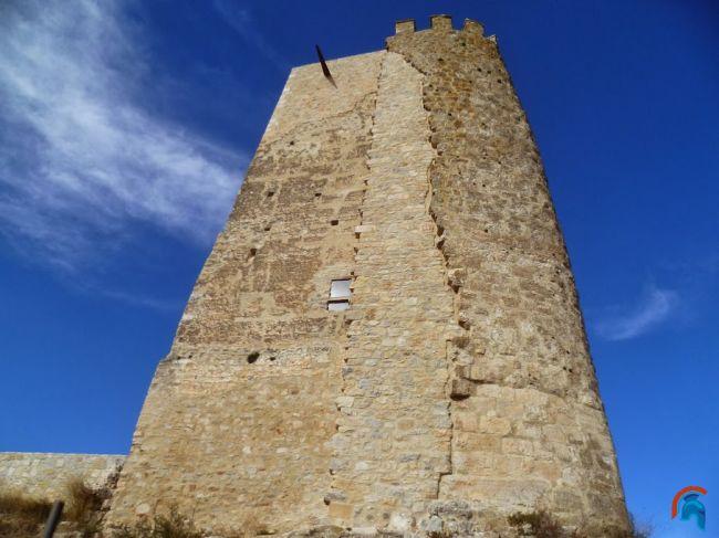 Castillo de Santa Perpetua de Gaia