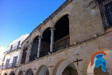 Palacio de Piedras Albas Trujillo