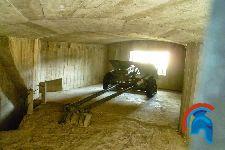 Bunker número cuatro del Parque de Bunkers de Martinet y Montella