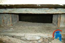 Bunker número seis del Parque de Bunkers de Martinet y Montella