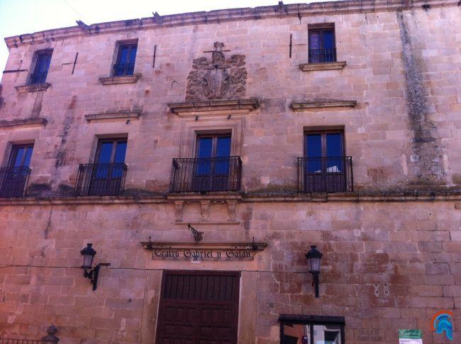Palacio Juan Pizarro de Aragón