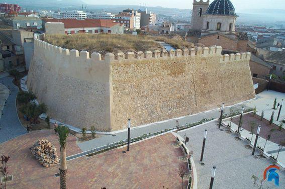 Castillo de Caudete