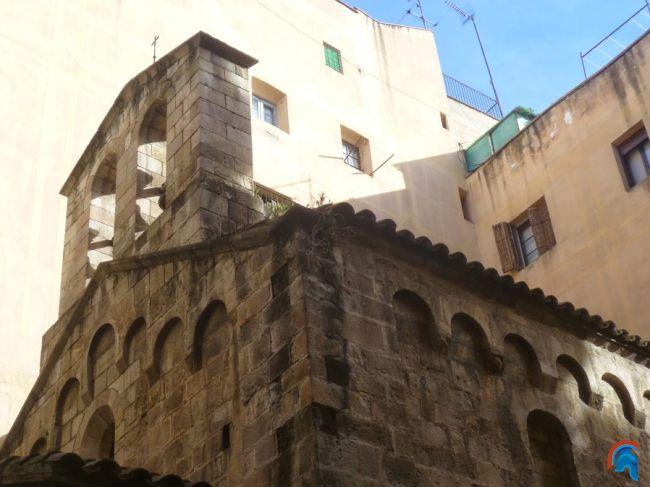 La Capilla d'en Marcùs o capilla de la Virgen de la Guía