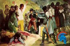 Los fusilamientos del 3 de mayo de 1808