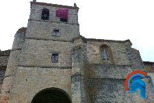 Iglesia de Santiago en Pancorbo