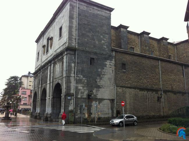 Iglesia de San Francisco, Tolosa