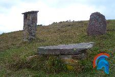 La Piedra de los tres obispos