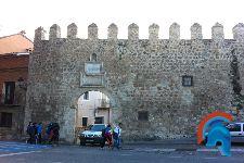 Puerta de la Cadena Brihuega