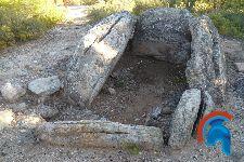 El dolmen de los Tres Reyes