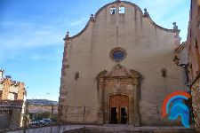 Santuario de la Virgen del Portal en Prats del Rei
