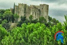 El castillo de La Roca