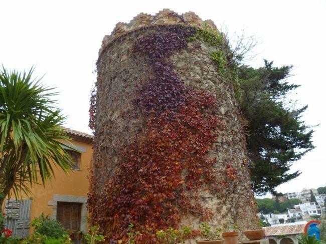 La Torre de les Heures o Torre Verde