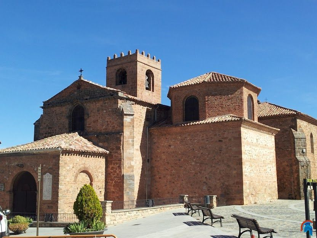 Iglesia de San Miguel de Ágreda