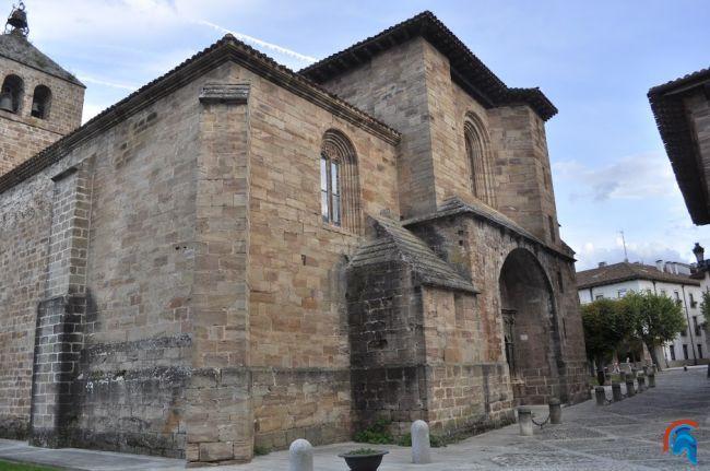 Iglesia de Santa María de Ezcaray