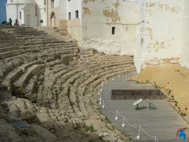 Teatro romano de Cádiz