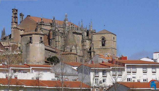 Catedral  Nueva  y Vieja de Plasencia