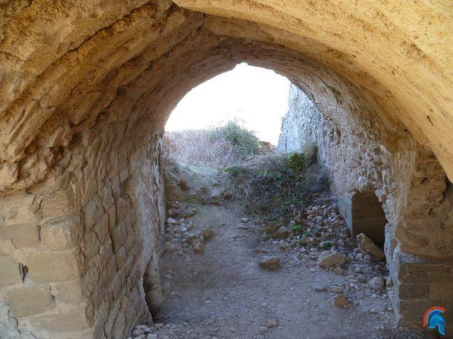 Castillo de Castellfollit