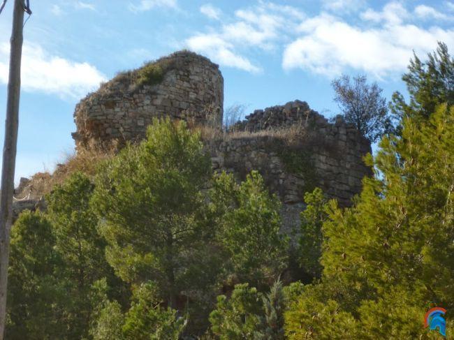Castillo de Rubió