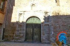 Iglesia de San Gil en Torá