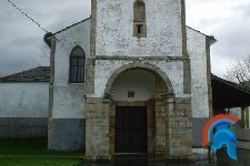 Iglesia de San Antolín de Villanueva, Talarén