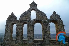Castillo de Sanaüja