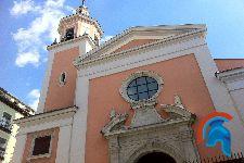 Iglesia de San Lorenzo, Madrid