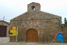 Capilla de Santa Magdalena en Sanaüja