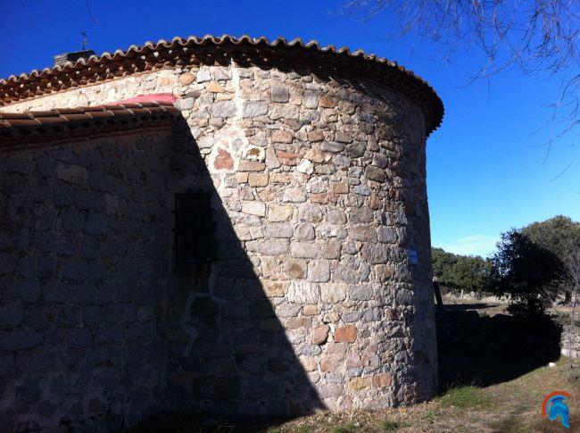 Iglesia románica de Vicolozano