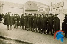 Historia de la Guardia Civil