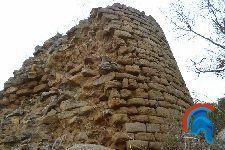 Castillo y despoblado de la Aguda