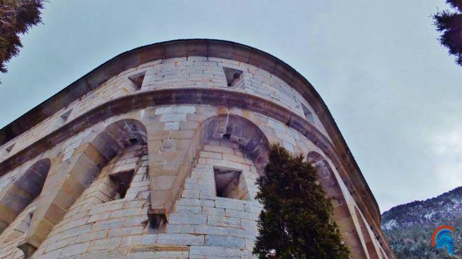 Torre de Fusileros Canfranc